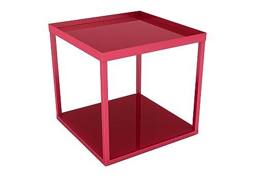 dar Living Modular Side Table, Red
