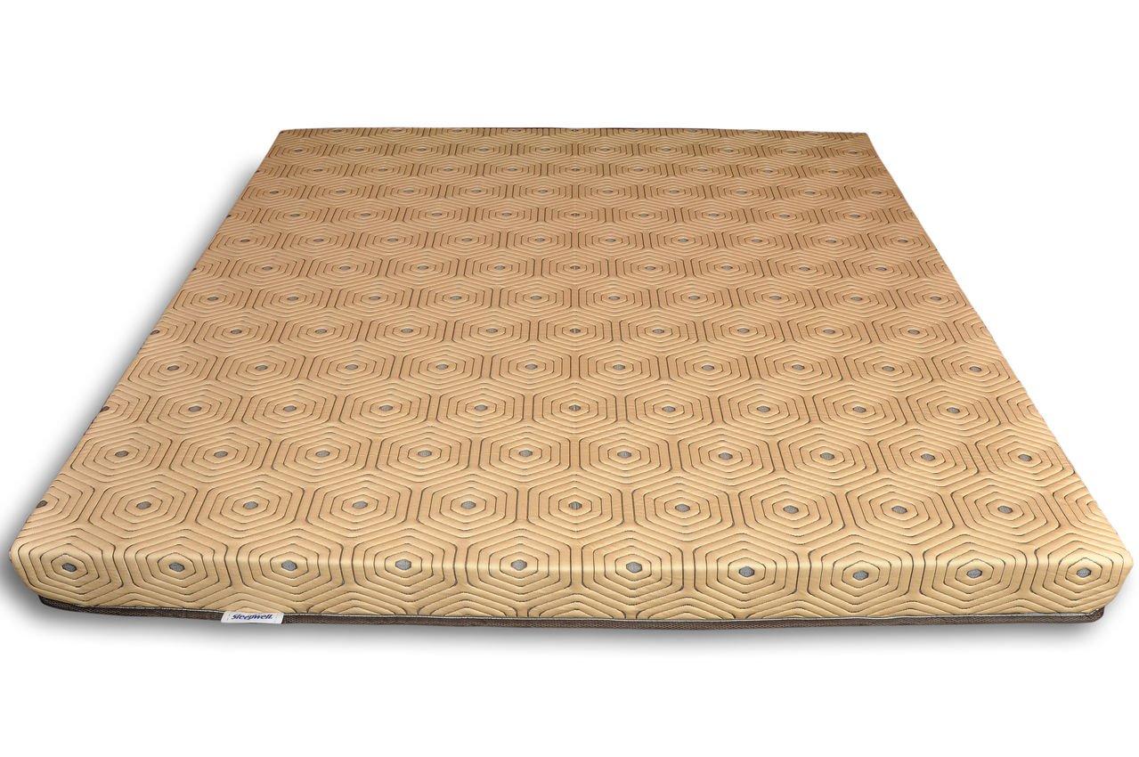 Sleepwell Enovation 5-Inch Double Size Foam Mattress