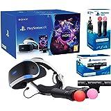 """Playstation VR """"Starter Plus Pack"""" + VR Worlds + Kamera V2 + Twin Move Kontrollers"""