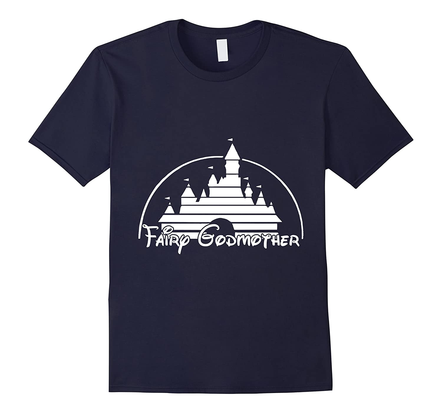 Fairy Godmother T-Shirt - Godmother gifts - First Time Aunt-T-Shirt