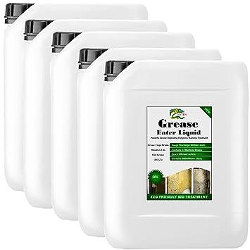 Hydra grasa Eater Enzyme Liquid 5 x 20l - Tratamiento de ...