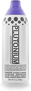 product image for PLUTONIUM Paint Ultra Supreme Professional Aerosol Paint, 12-Ounce, Fly Girl Purple