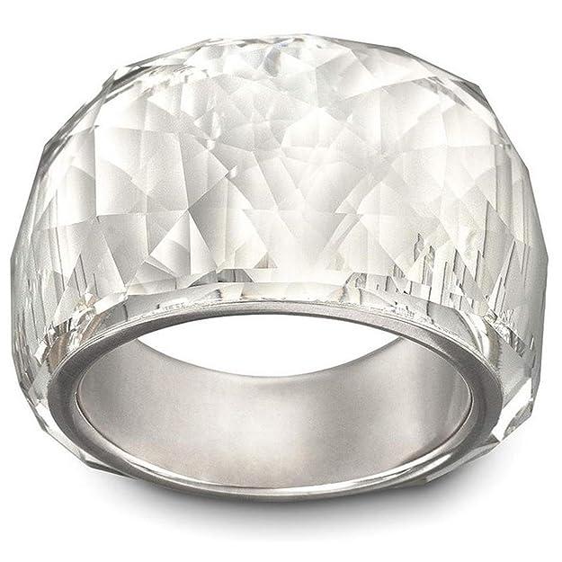 Anillo de cristal de swarovski