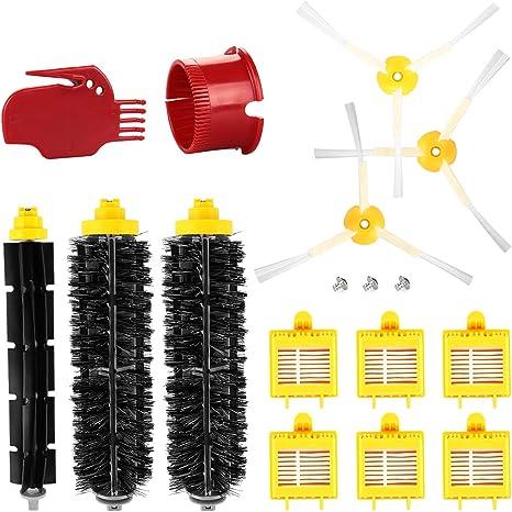 energup Kit de Repuesto Accesorios para Roomba 760 770 780 790 782 Repuestos de la Serie 700: Amazon.es: Hogar