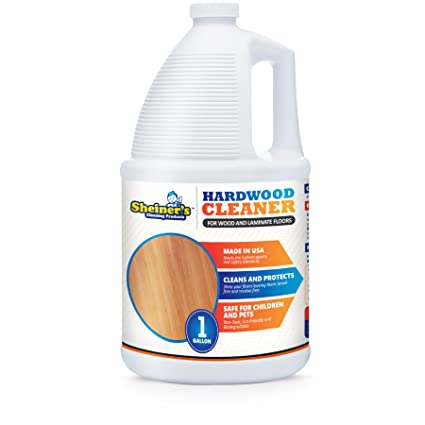 Amazon Sheiners Hardwood Floor Cleaner 1 Gallon For Cleaning
