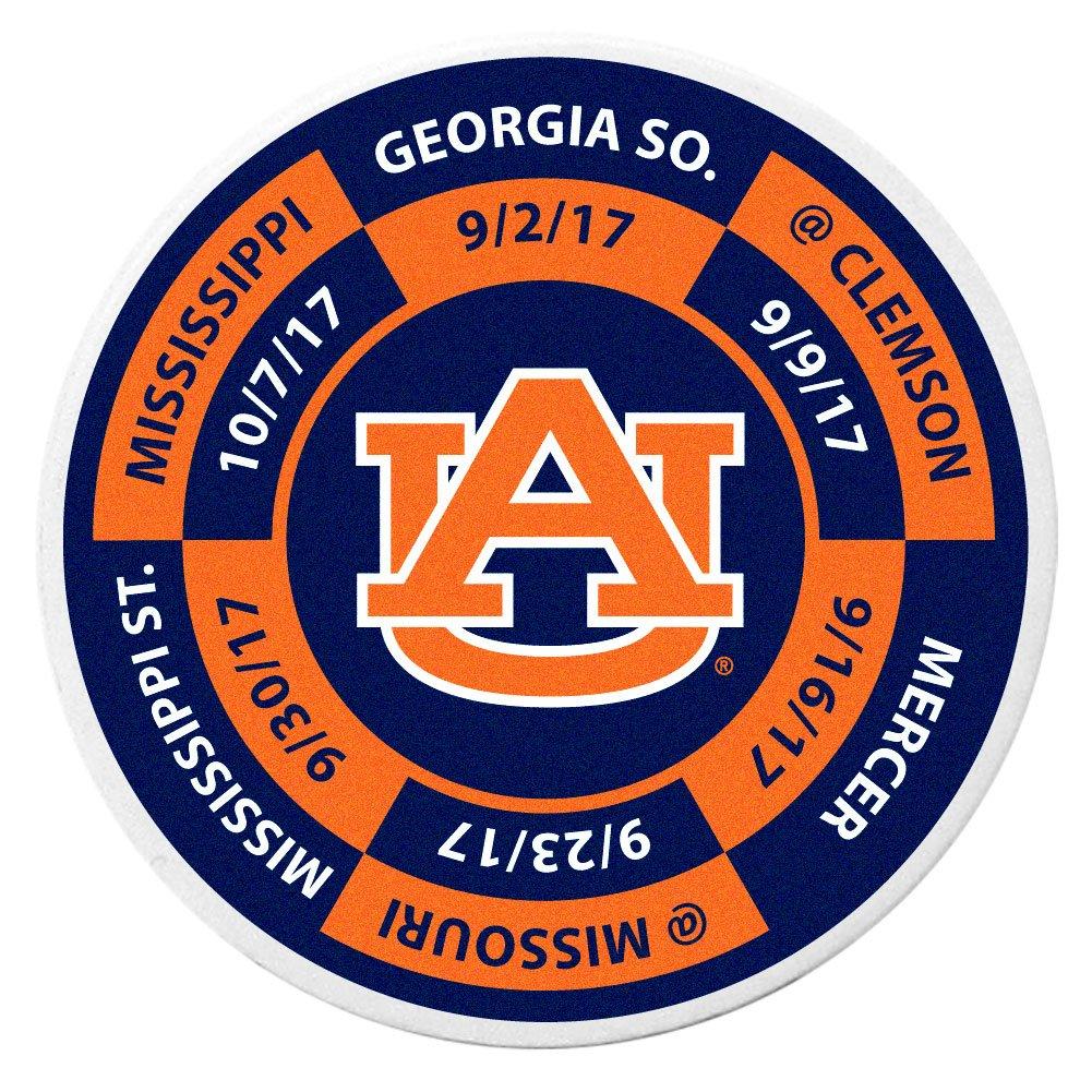 Siskiyou NCAA Auburn Tigers Schedule Golf Ball Marker Coin