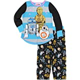 Star Wars Lego Force Awakens Droids Big Girls Pajama Set