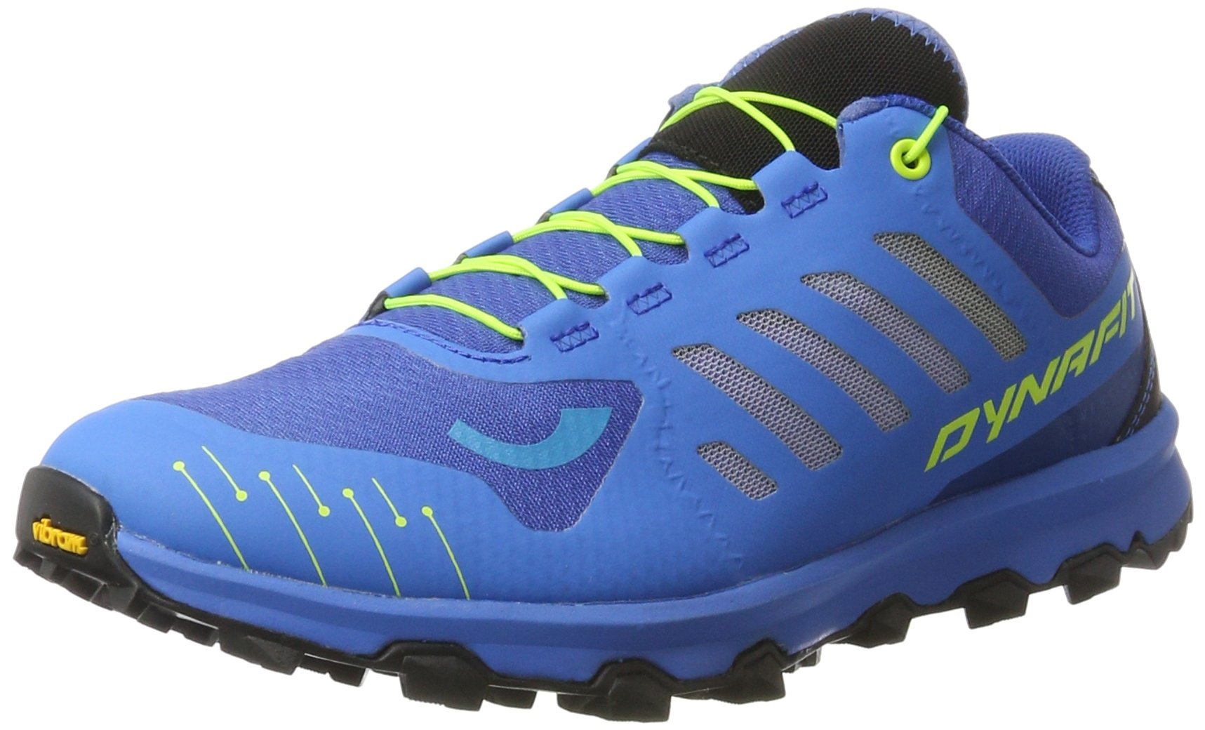 Dynafit Feline Vertical Trail Running Shoe - Men's-Sparta Blue/Fluo