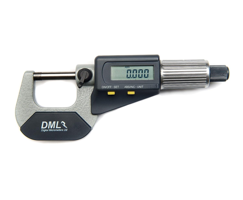 25 Microm/ètre Digital Garantie 12 mois comprend un adaptateur /à enclume /&fixation Standard