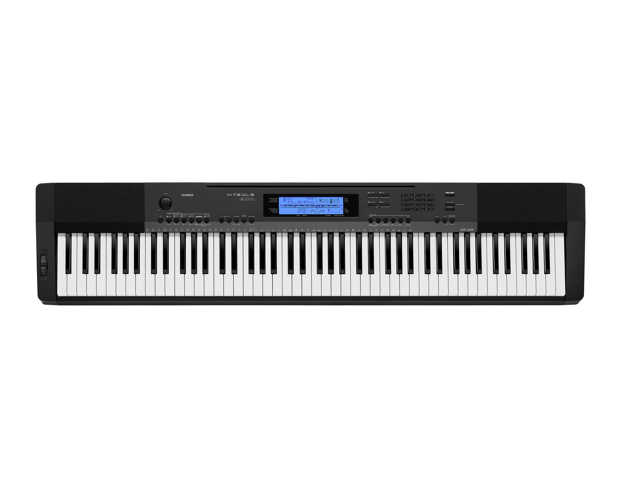 Casio CDP-240 88-Key Digital Piano