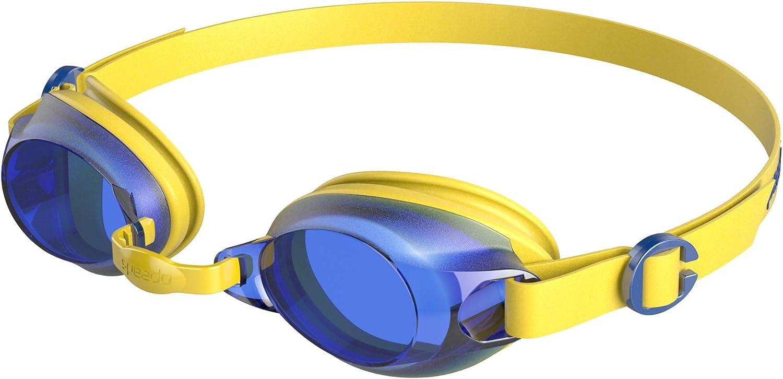 Details about  /Wave Sports SHOT JR Professional  Swim Goggles ages 6-12  Blue Yellow