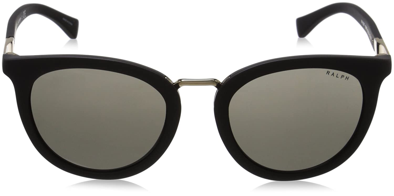 Ralph RA5207 Sonnenbrille Mattschwarz 105873 52mm tgrfoUv3g