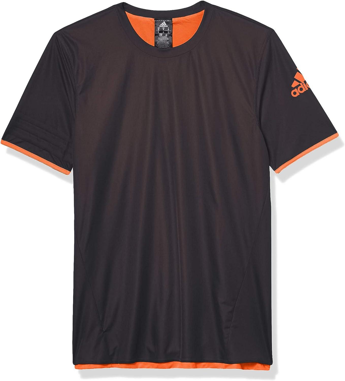 adidas - Camiseta Reversible de fútbol Urbano para Hombre, Camiseta Reversible de fútbol Urban Football, Hombre, Color Negro, tamaño XXL: Amazon.es: Deportes y aire libre