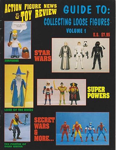 Amazon Com Action Figure News Lee Comic Book Entertainment Collectibles