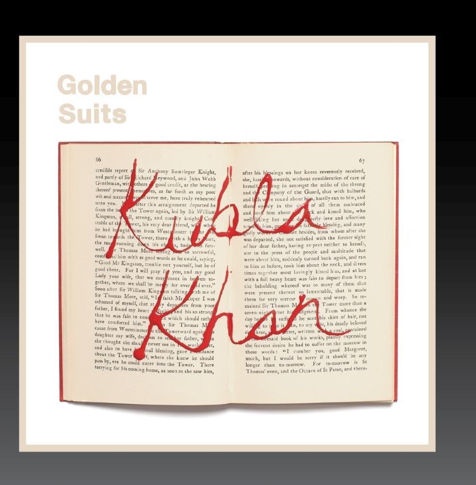 GOLDEN SUITS - KUBLA KHAN