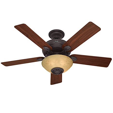 Hunter 21894 52 inch westover heater fan ceiling fans amazon hunter 21894 52 inch westover heater fan mozeypictures Images
