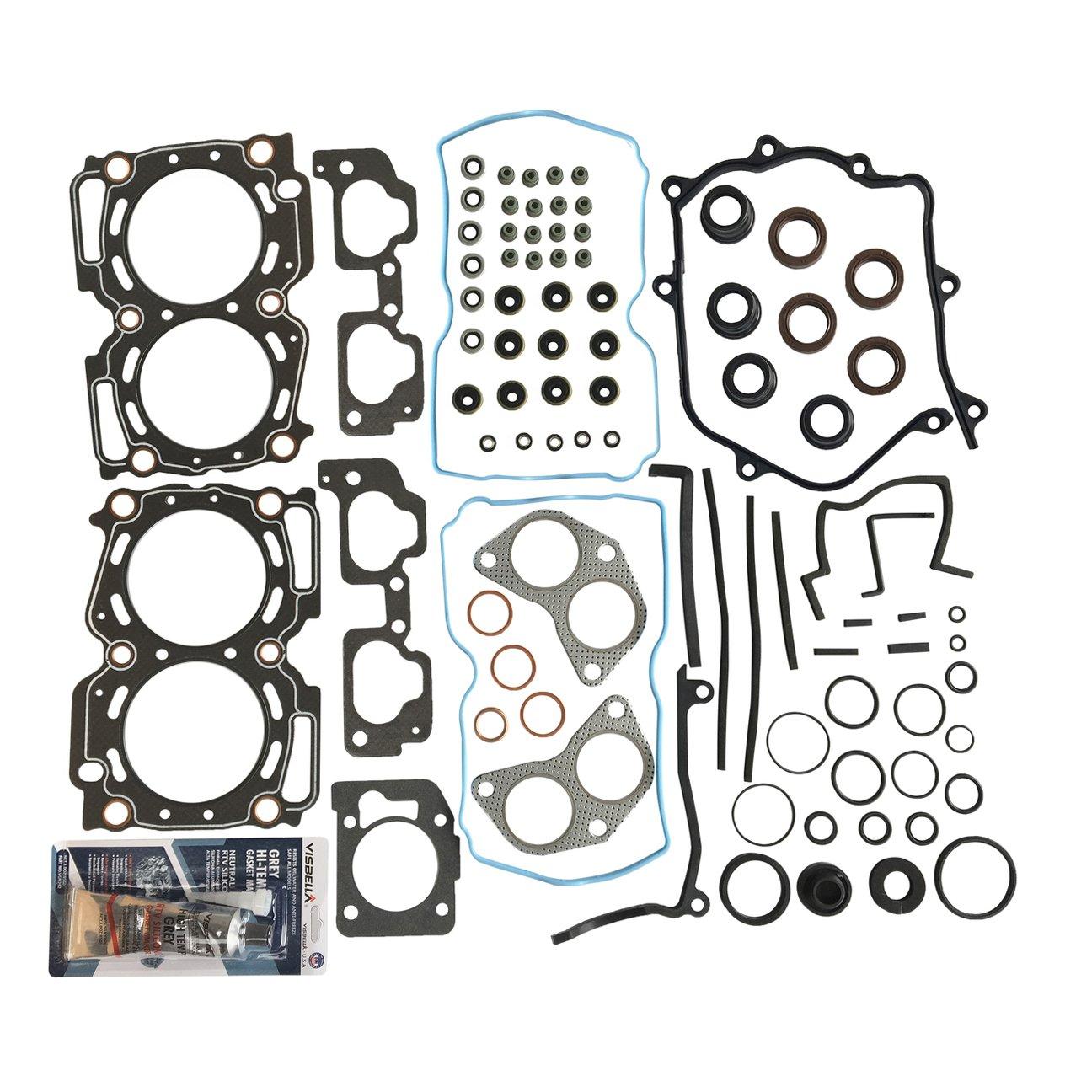 SKP HS26170PT1 Head Gasket Set, 1 Pack