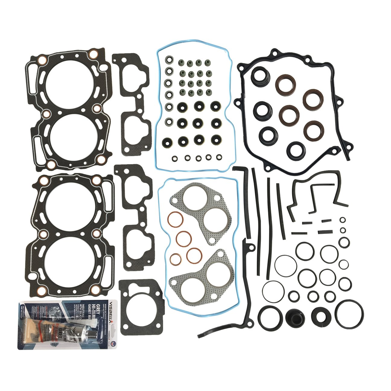 SKP HS26170PT1 Head Gasket Set, 1 Pack