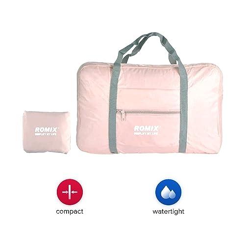 633e1fd2c9808 Travel Bag Romix, Waterproof Handbags, Traveling Bag, Best Travel Bag for  Men, Women, Sports Bags