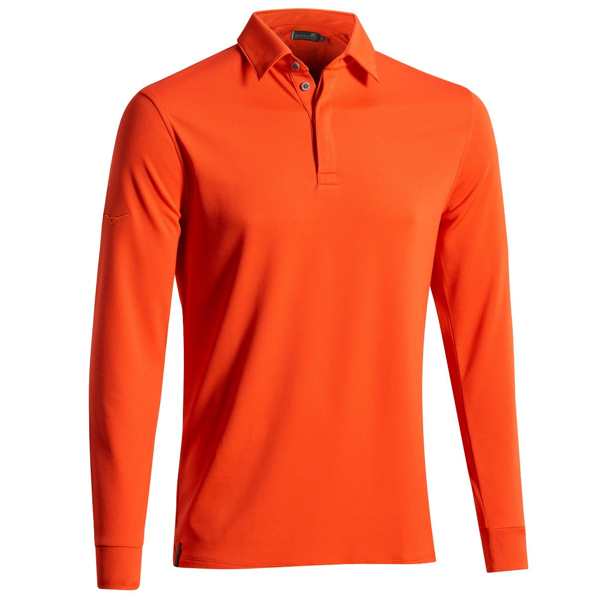 Uomo Breath Thermo Long Sleeve Mizuno Maglia Termica Breath a Maniche Lunghe