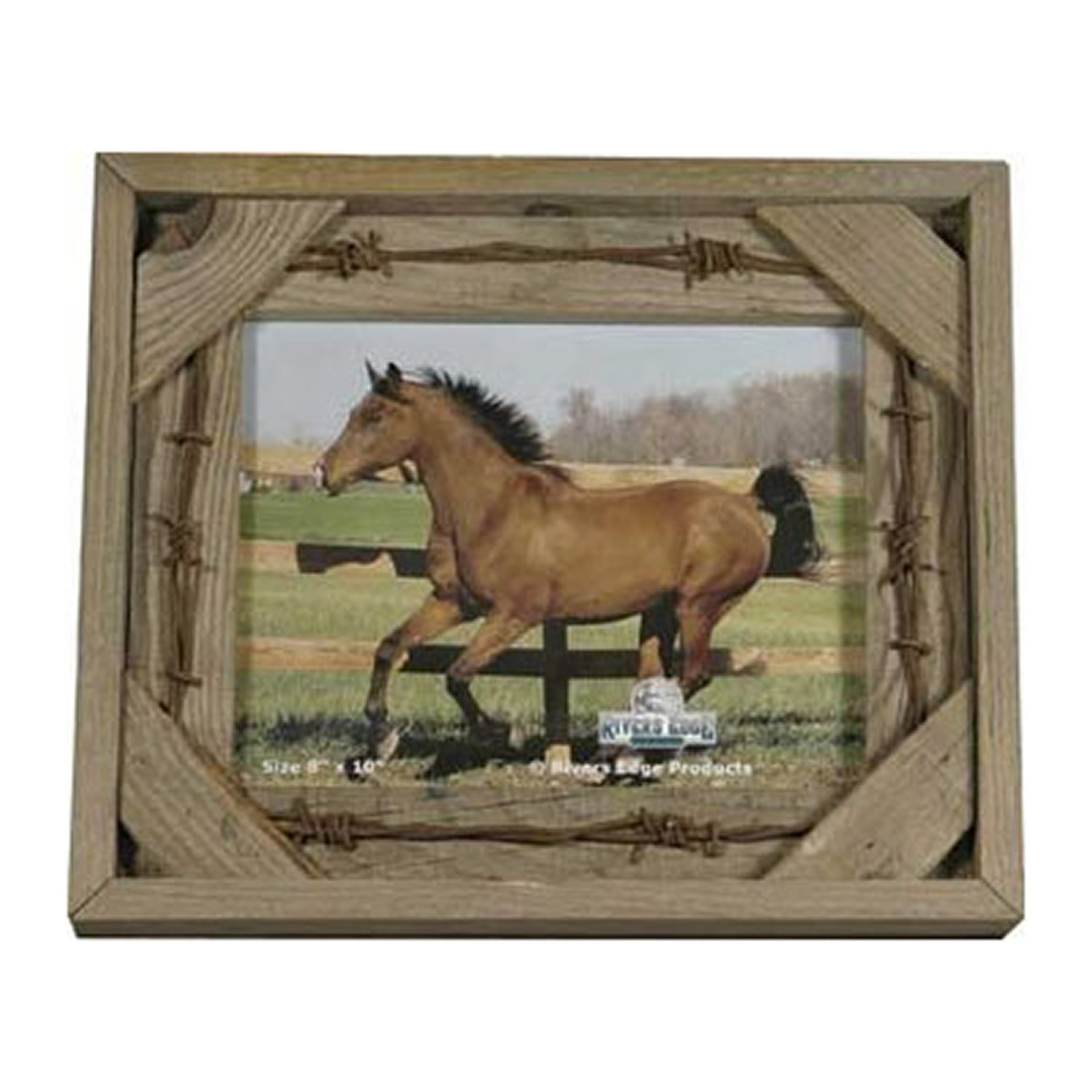 Rivers Edge Products 505 5 Photo Bear Picture Frame