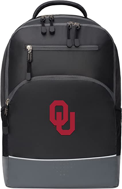 Officially Licensed NCAA Oklahoma State Cowboys Alliance Backpack 19 Black