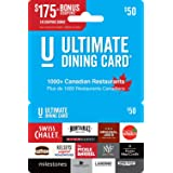 The Ultimate Dining Card Gift Card