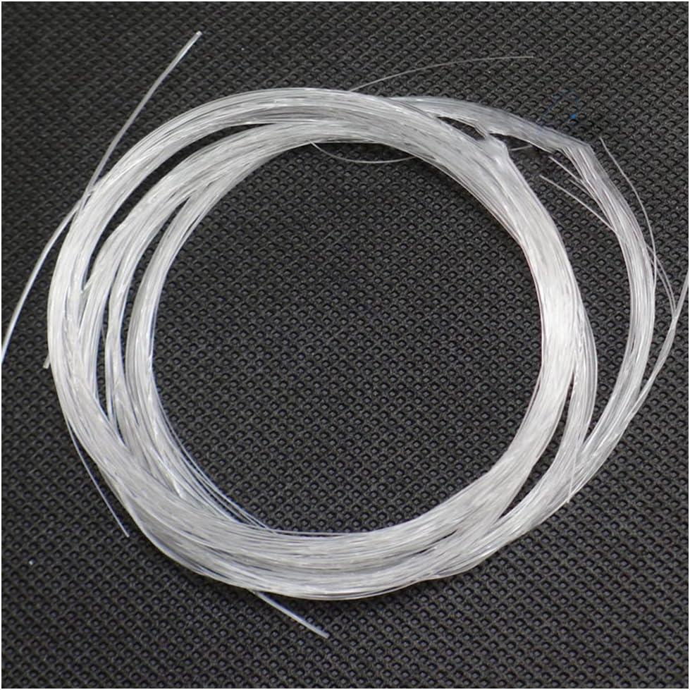 SXSHUN Fluorocarbon Vorfach Fliegenvorfach F/ür Forelle und Lachse 5 St/ück 9FT 0X-6X