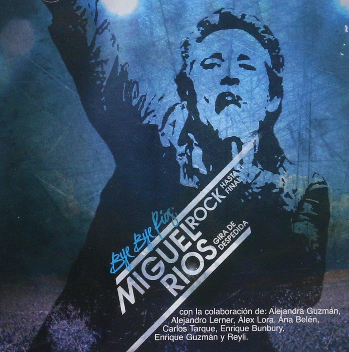 CD : Miguel Rios - Bye Bye Bye : Gira De Despida