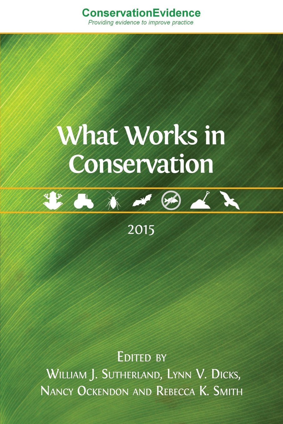 What Works in Conservation: 2015 PDF
