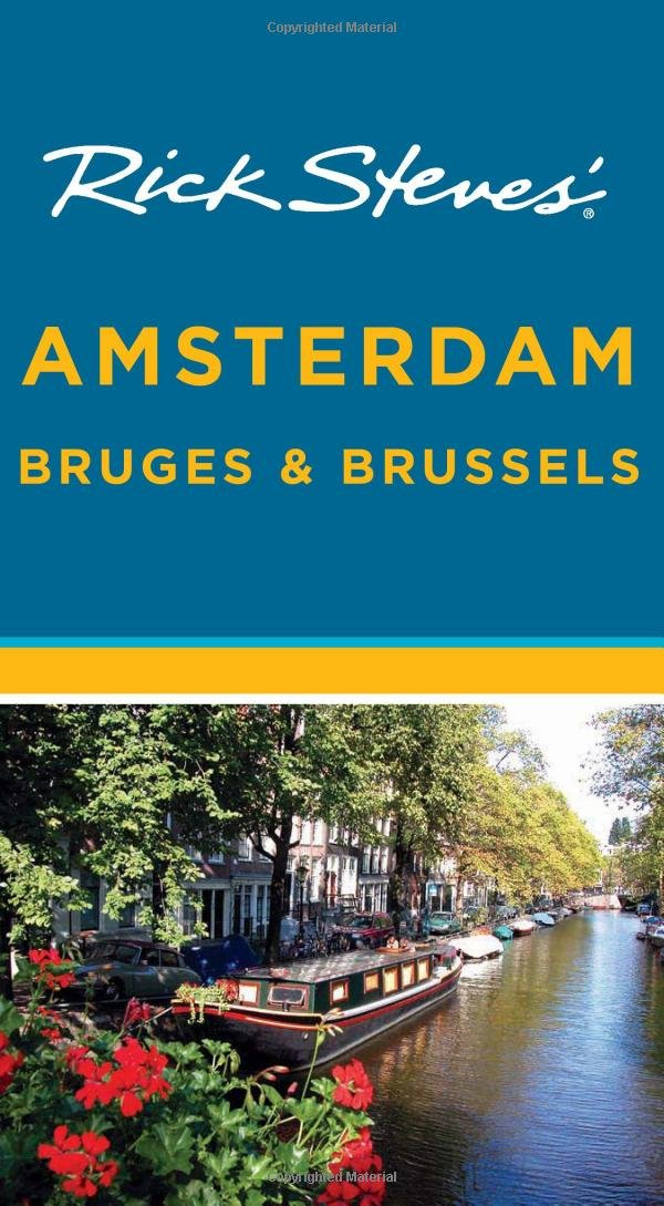 Download Rick Steves' Amsterdam, Bruges & Brussels pdf