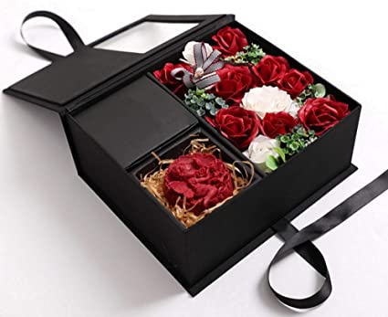 89ed54d78c5e0 Amazon.com  Scented Rose soap gift boxes