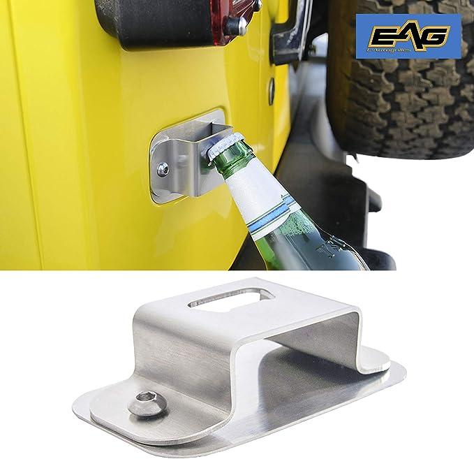 Bottle Opener Rear - Jeep Accessory
