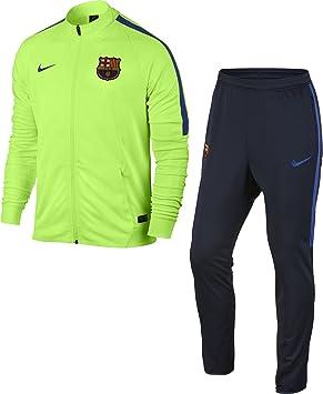 Nike 808947-368 Chándal Fútbol Club Barcelona 233be0a2d27