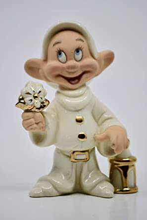 Disney Showcase Collectionlenox Porcelain Dopey Figurine 4