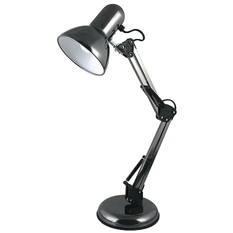 717c9de5a Lloytron Style Poise Hobby Desk Lamp, L946BH 35w, Black [Energy Class A]