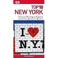 Top 10 Reiseführer New York: mit Extrakarte und kulinarischem Sprachführer zum Herausnehmen