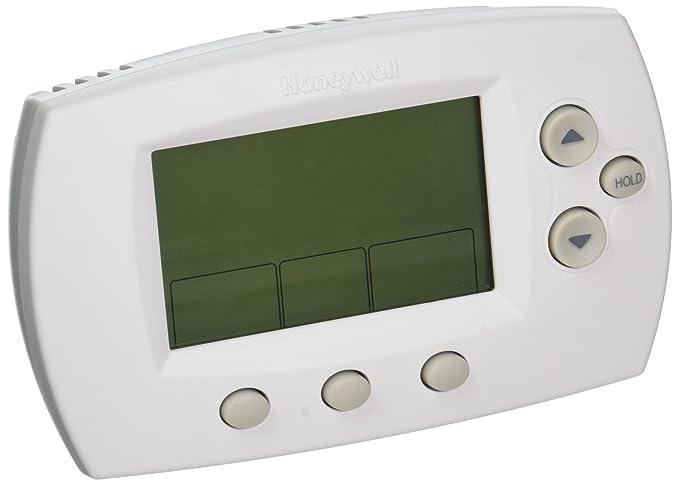 honeywell th6220d1028 focuspro programmable thermostat rh amazon com Honeywell Programmable Thermostat Honeywell FocusPRO 5000 Thermostat Manual