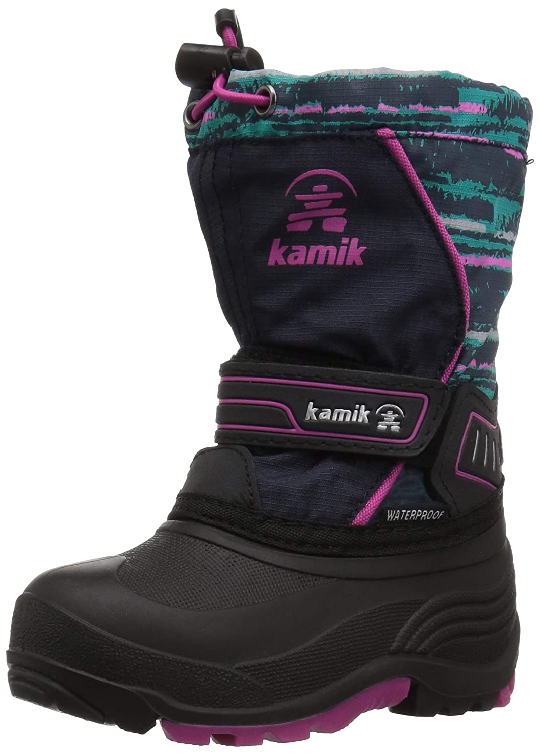 Kamik Kids' Snowcoastp Snow Boot -
