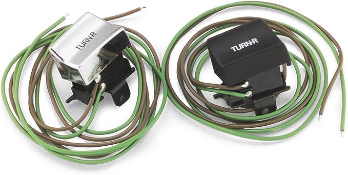 Twin Power Black Right Turn Signal Switch RPLS71591-92
