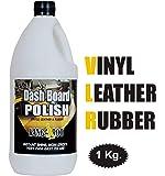 KANGAROO Dashboard & Leather Polish (1 Kg) + 2 Foam APPLICATORS