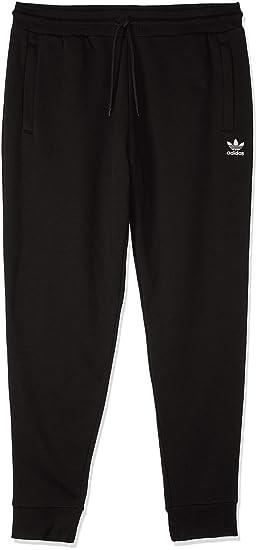adidas Slim FLC Pantalones, Hombre: Amazon.es: Ropa y accesorios