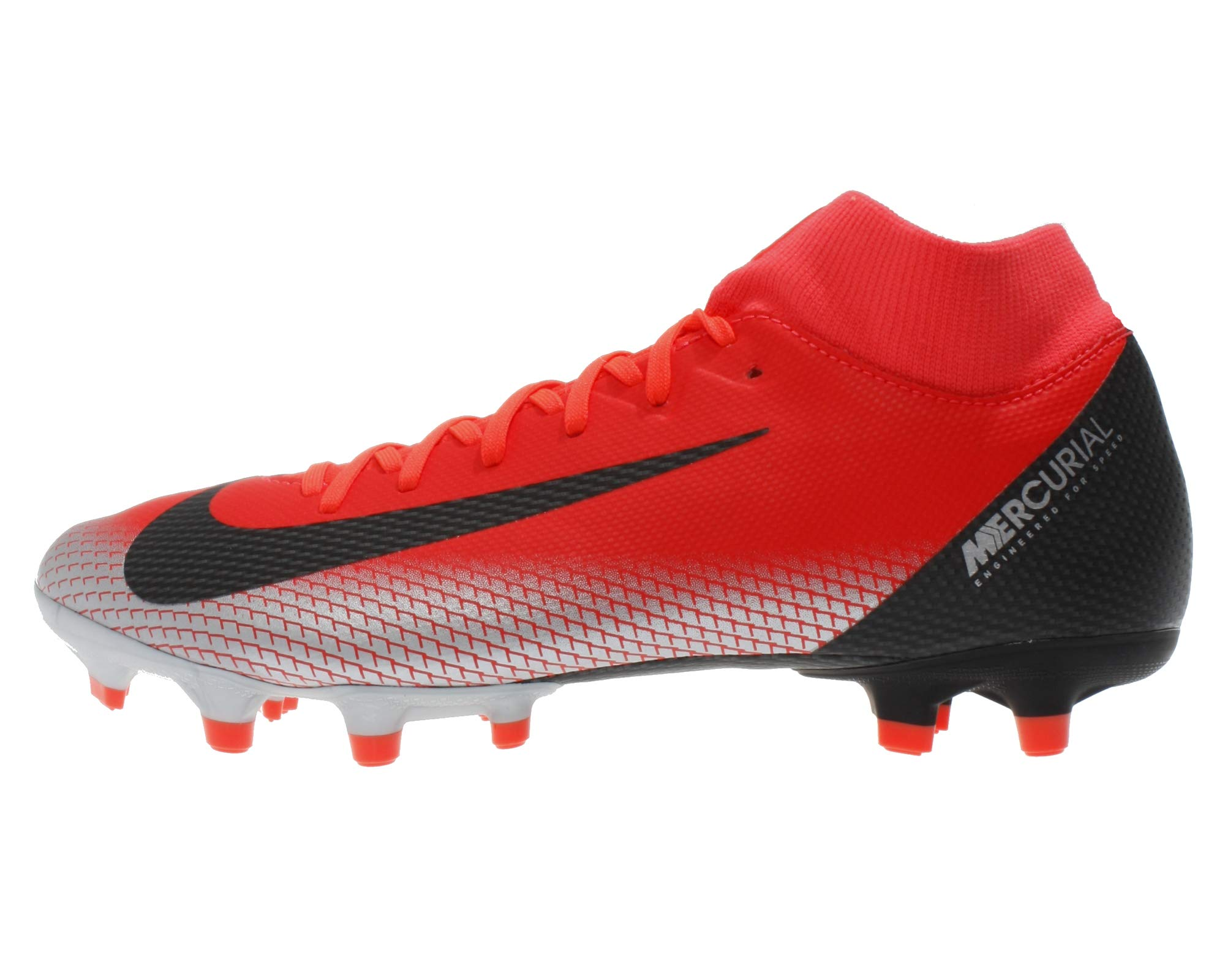 9cb139f5d Nike Superfly 6 Academy (MG) Men s Multi-Ground Soccer Cleats (11.5)