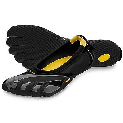 pretty nice 6a737 6ab35 Vibram FiveFingers Women s Classic Fresca Shoes, Color  Black Grey, Size   38  Amazon.co.uk  Shoes   Bags
