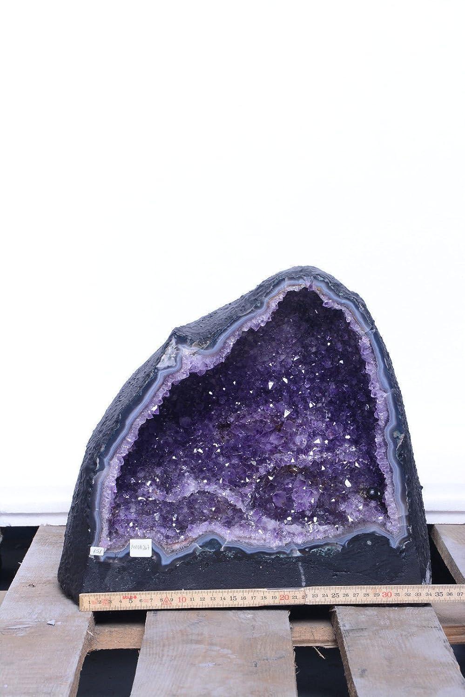 Ametista Drusa, ametista, Drusa, Amethyst Pietra, Minerali, qualità A, am00267