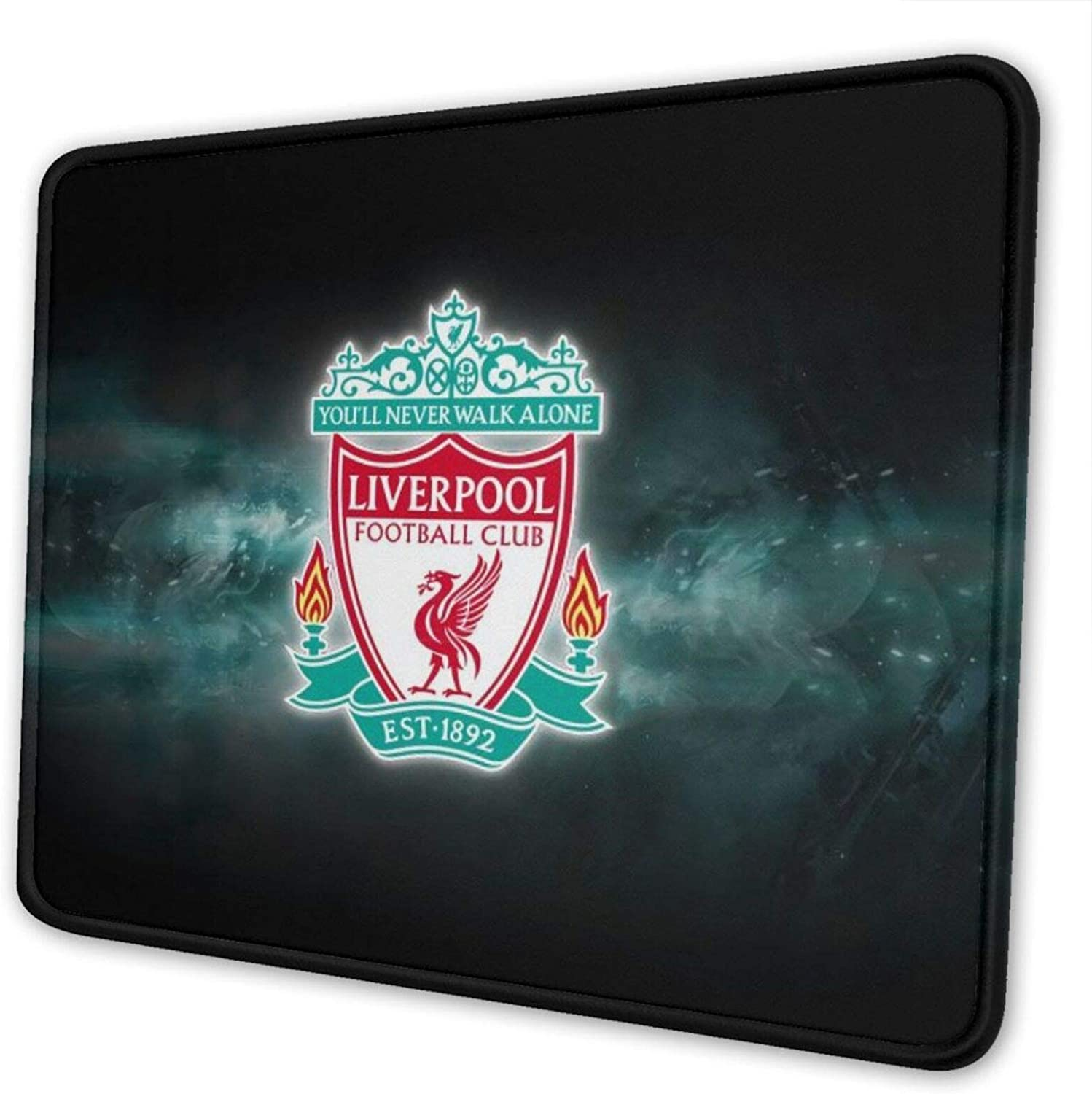 Liverpool F.C. Football Club Mouse Pad for Laptops Office Computer Mouse Pad