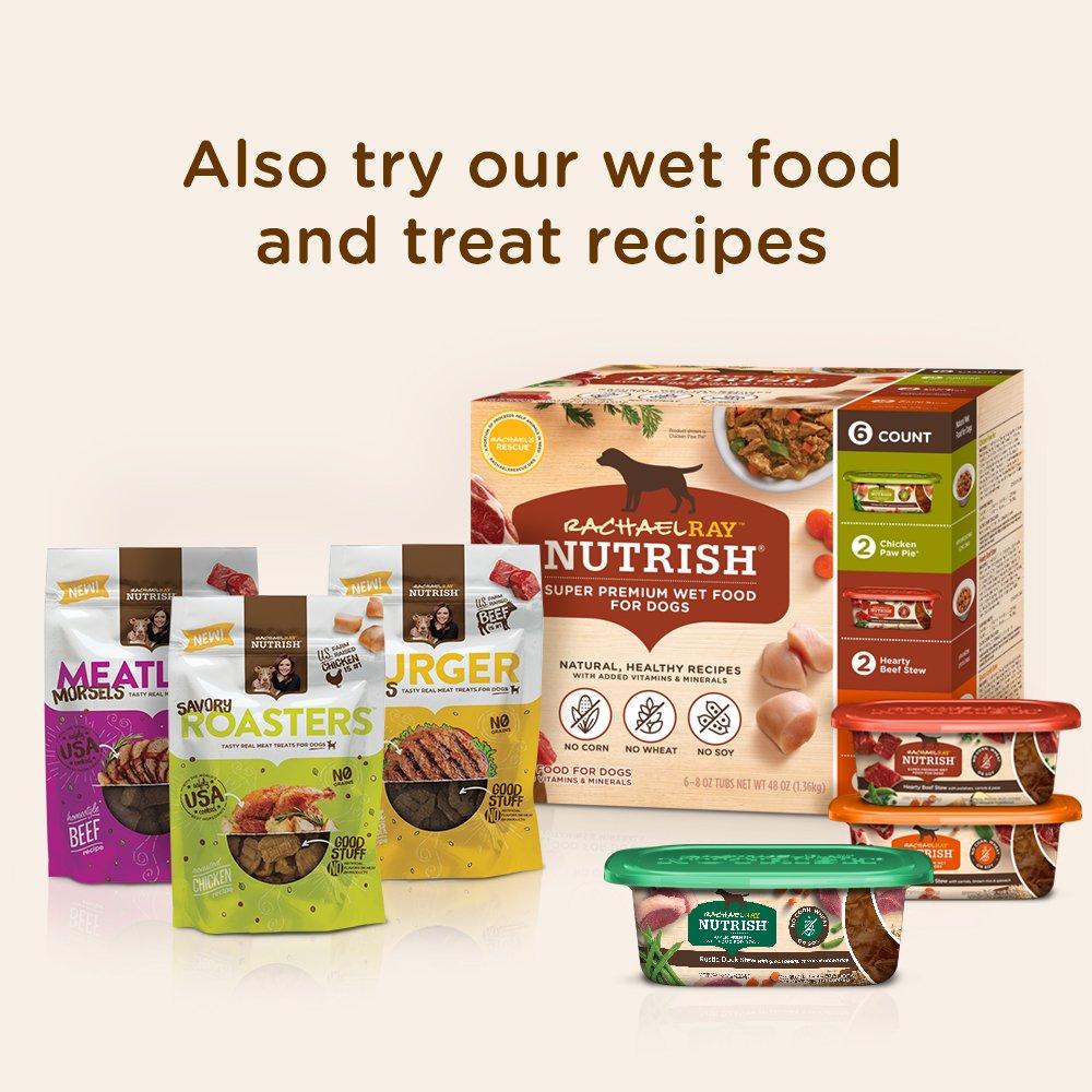 Rachael Ray Nutrish Natural Dry Dog Food, Real Chicken & Veggies Recipe, 28 lbs by Rachael Ray Nutrish (Image #5)