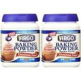 Argo Baking Powder - 12 oz, Pack of 2