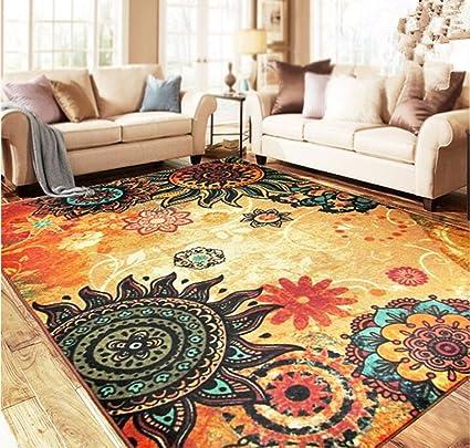 Amazon.com: Judy Dre am Bohemian Style Carpet Fashion Home Carpet ...