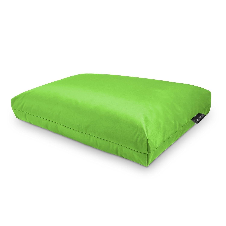 HAPPERS Cojines para palets 80x80x20cm Naylim Impermeable Verde: Amazon.es: Hogar